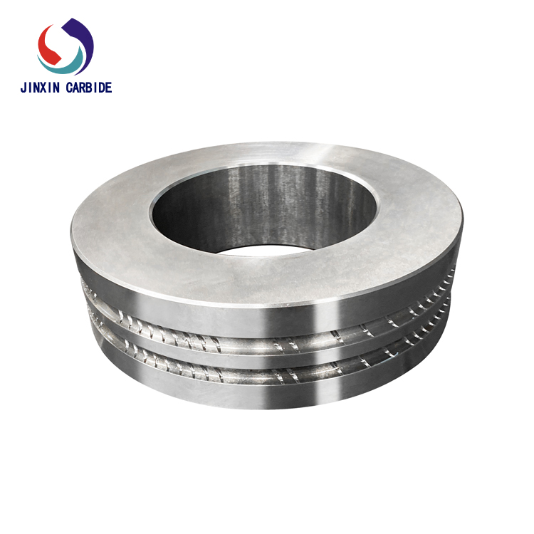 Hard metal widia cemented carbide rolls tungsten roller rings from zhuzhou