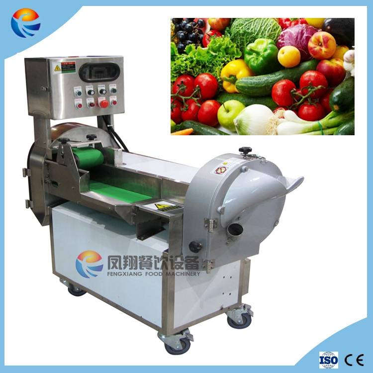 Industrial Automatic Multifunction Vegetable and Fruit Cutting Slicing Machine