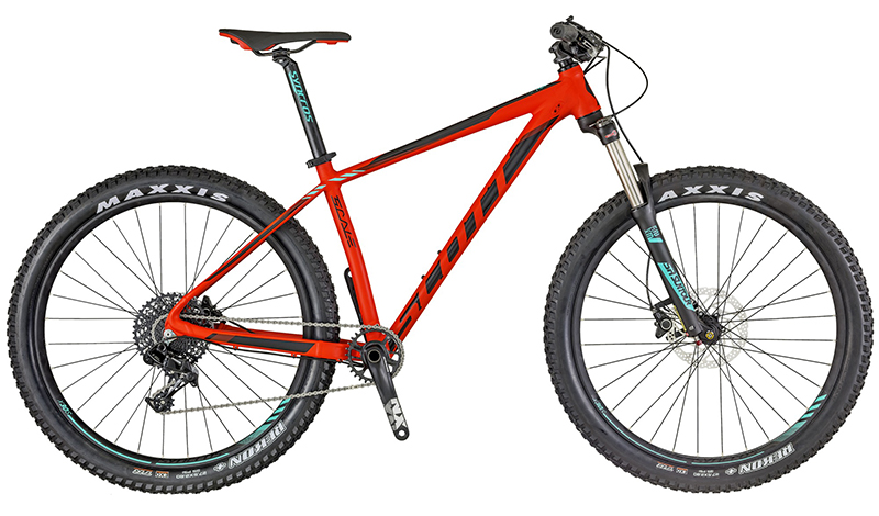 2018 Scott Scale 730 Mountain Bike