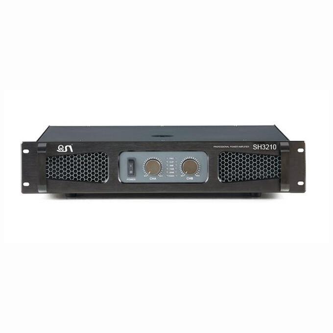 2 channels 1000w power amplifier SH3210