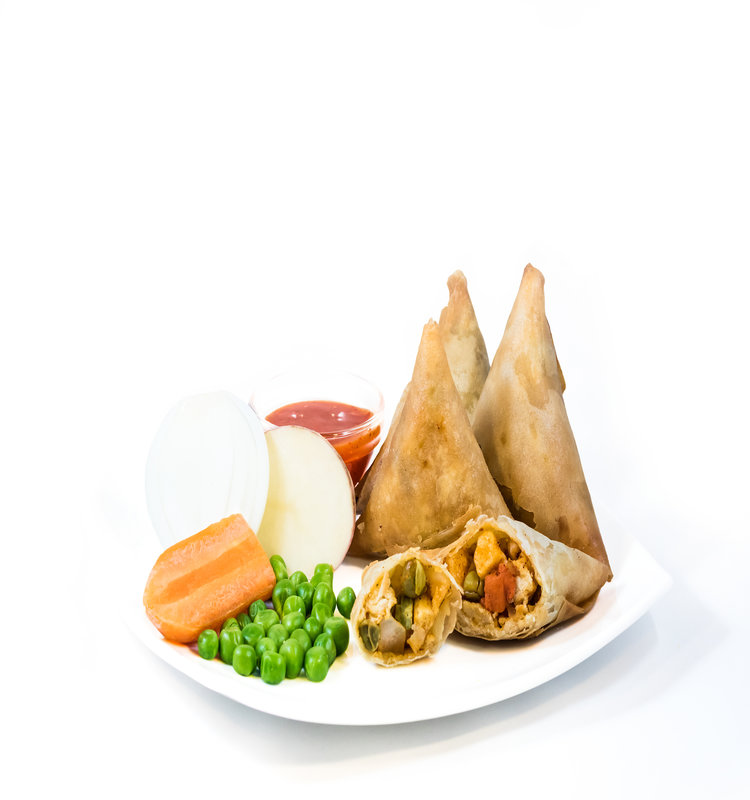 Vegetable Samosa Without Onion Regular