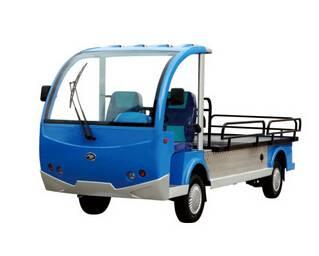 HDK DEL6112KFB Express Flat Bed Bus