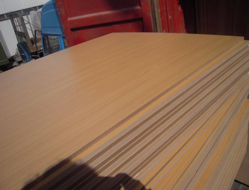 Melamine Faced MDF Board 1220*2440mm