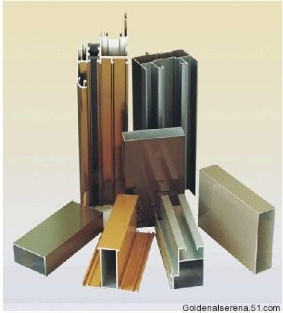 Aluminum Profiles/Anodized Aluminum/Industrail Aluminum