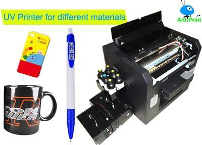 Multifunction UV Flatbed Printer For Printing on different materials