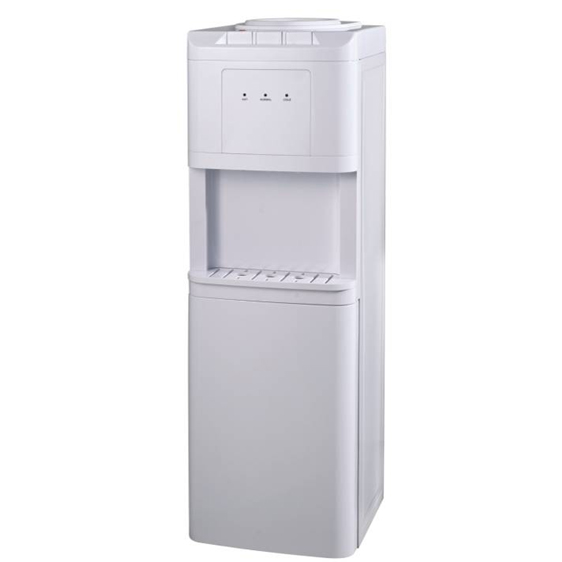 Basic floor standing water dispenser with cabinet/refrigerator 30LHCC-BT