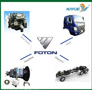 FOTON Light Truck Parts