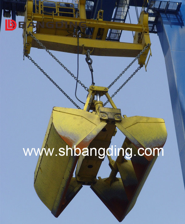 New Electro-Hydraulic Clamshell Grab for sale