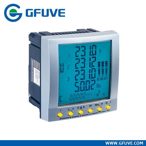 Multi-function digital electricity power meter