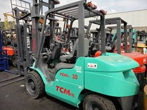 Used TCM  FD50 Forklift / Used 5ton Forklift for sale