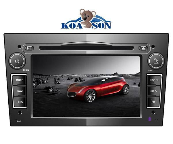 Two -Din OPEL Astra/ Vectra Car DVD Player with 7-Inch Touch Screen/Canbus(optional)/DTV(optional)/R