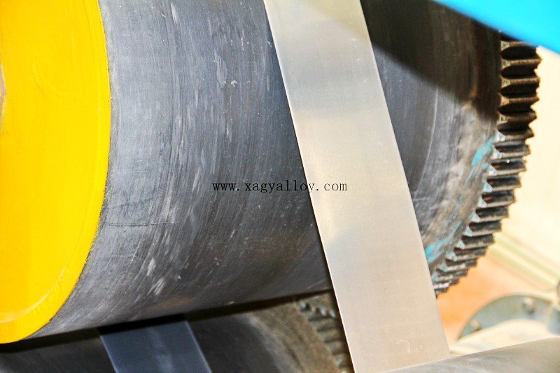 Soft magnetic alloy50 with highmagnetic conductivity