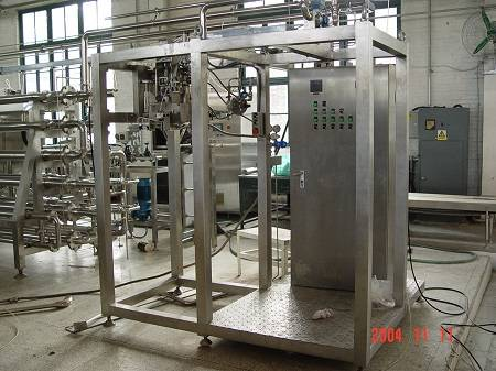 Aseptic Filling Machines Single Head