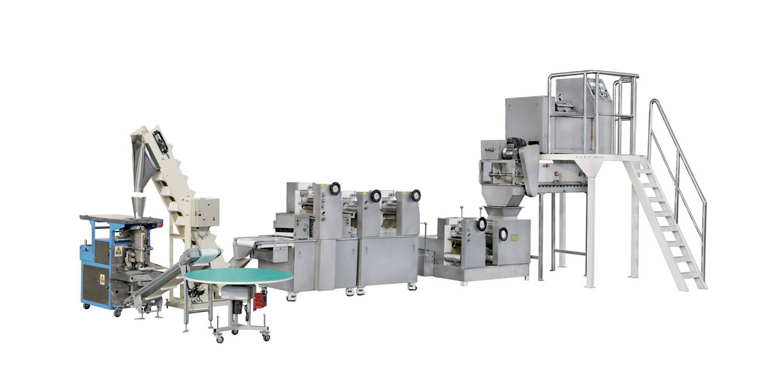 MT5-215 Fresh noodle making machine
