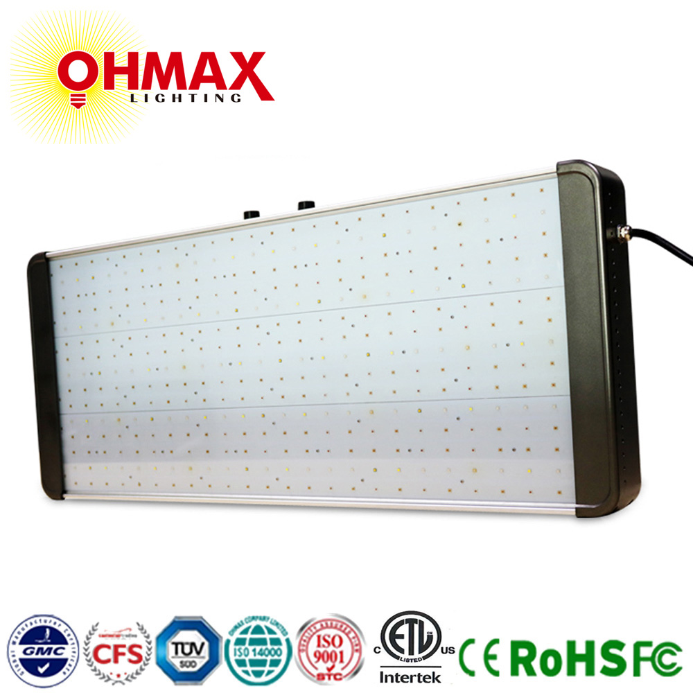 OHMAX 700W Full Spectrum Dimmable LED Panel Grow Light