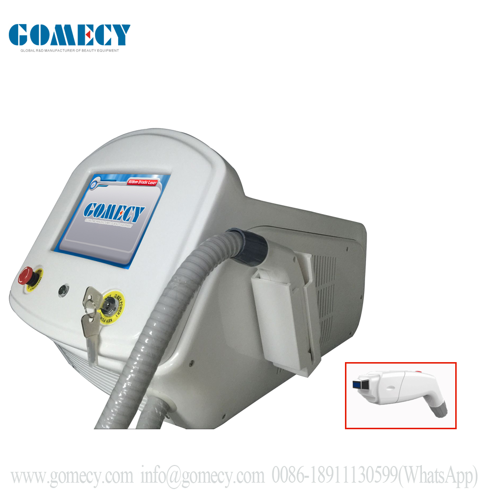2999USD free shipping 755 808 1064nm Diode laser depilation medical equipment