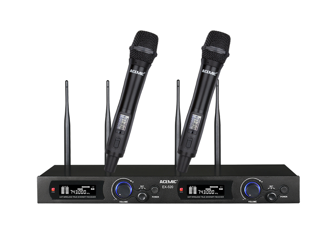 EX-520 Wireless Microphone System