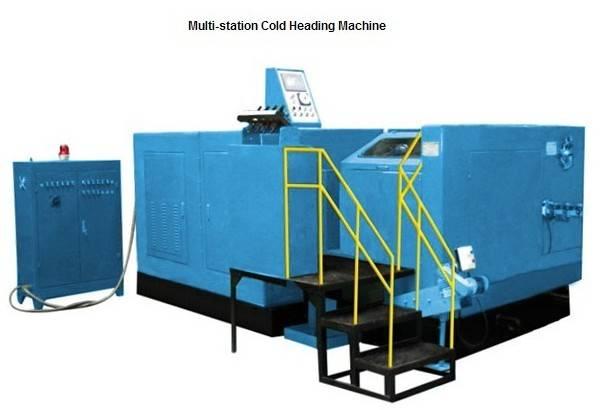 Automatic Cold Heading Machine