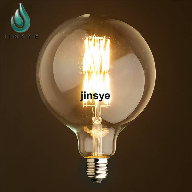 e27 4w dimmable edison g80 led bulb