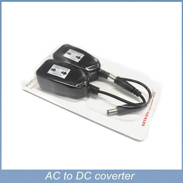 AC to DC Converter adapter for CCTV