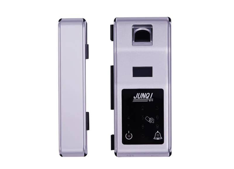 Smart Fingerprint Password Card Lock For Office Glass Door