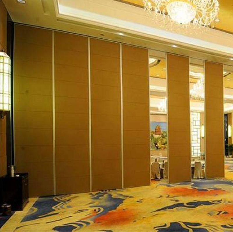 2019 Cheap Price Moving Operable Partition Wall With Suspended Track System For Interior Office