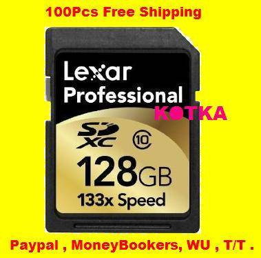 128GB SD Card SDXC