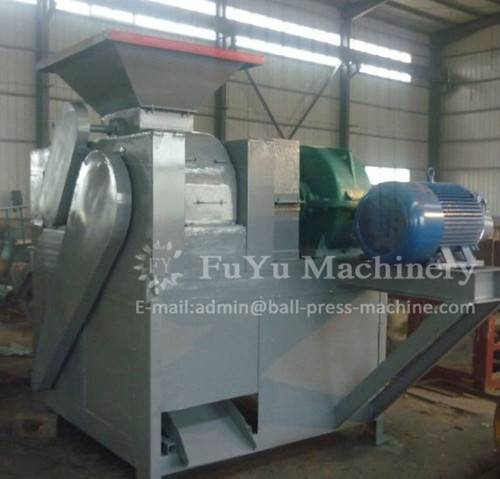 Factory directly sale Double Roller Briquette Machine