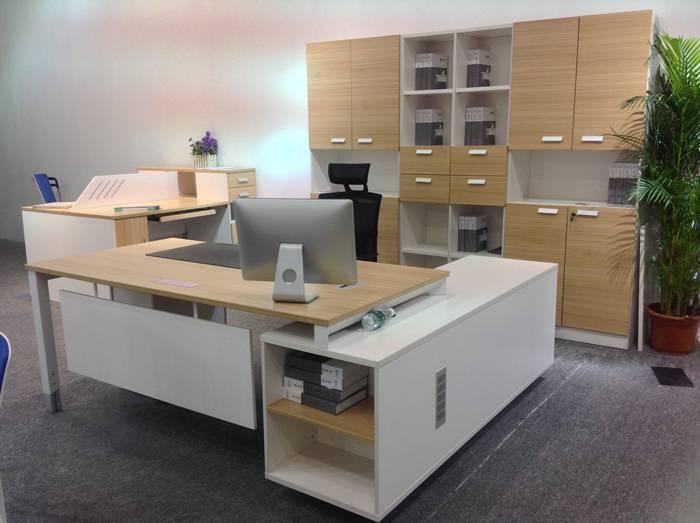 melamine executive desk, boss desk, Cosy furniture desk