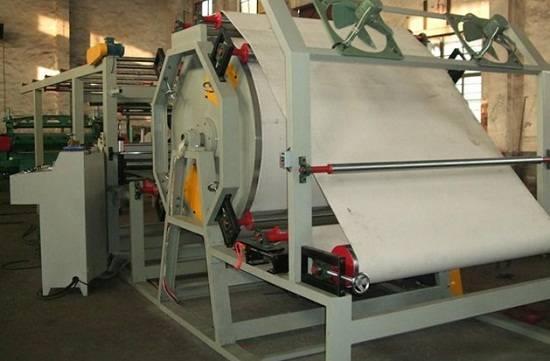 SBR/EVA Lamination Machine