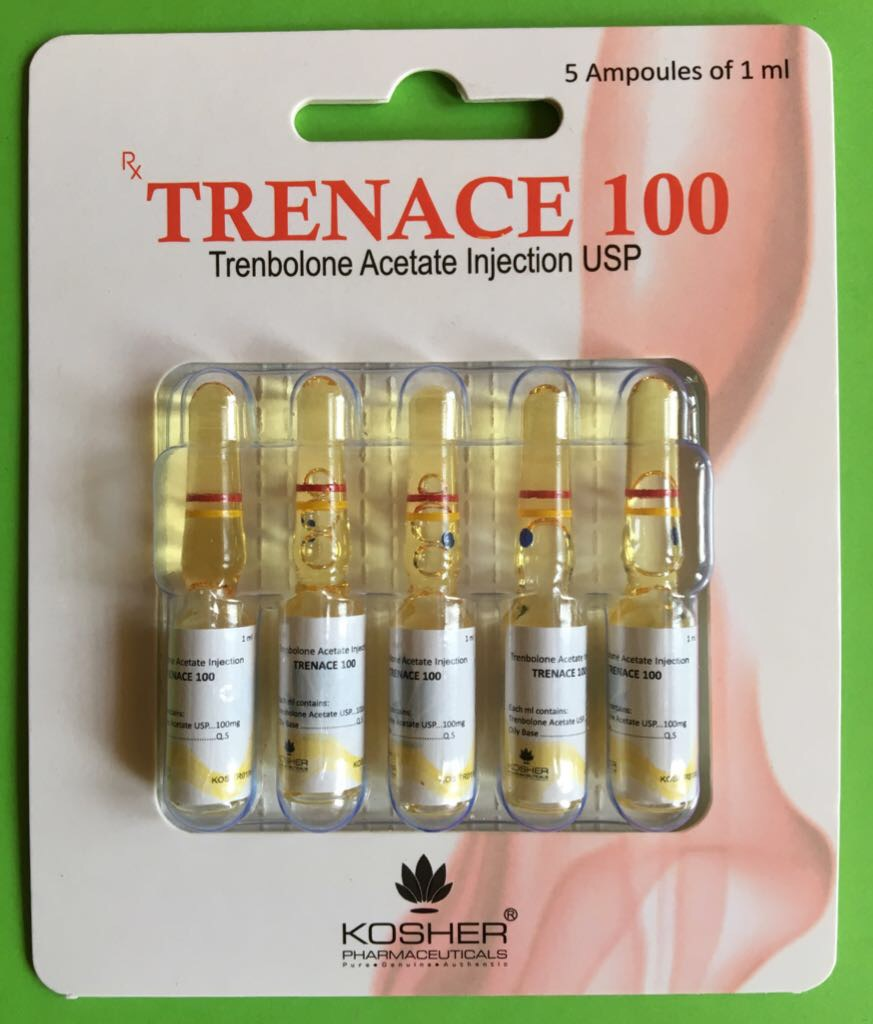 Trenace 100 (Trenbolone Acetate Injection)