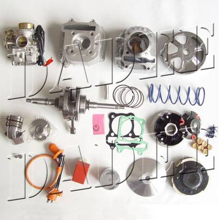 1Honda GY6 152QMI, 157QMJ 125cc, 150cc Engine Parts