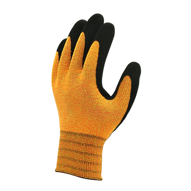 Latex Foam Glove Dipped Assembly Line