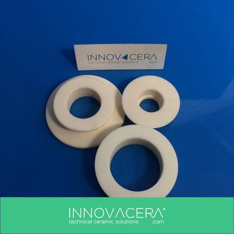 Wear Resistance Alumina Ceramic Seal Ring For Pumps/Automotive Engineering/Automatic Coffee Machines