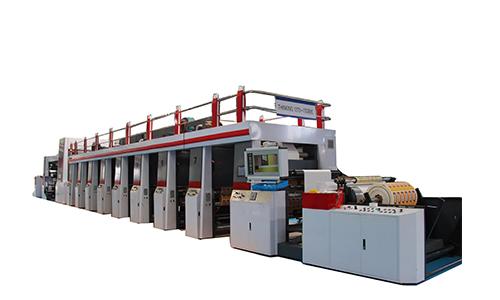 milk carton flexo printing machine