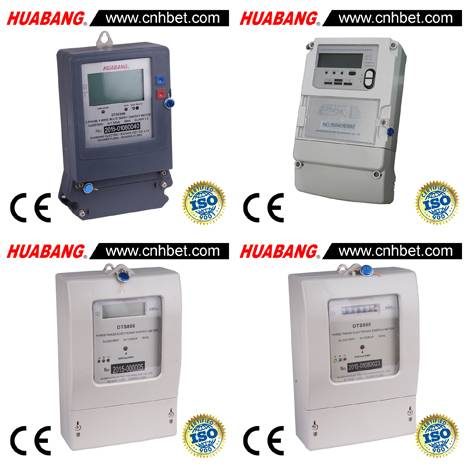 Three Phase Electronic KiloWatt-Hour Meter
