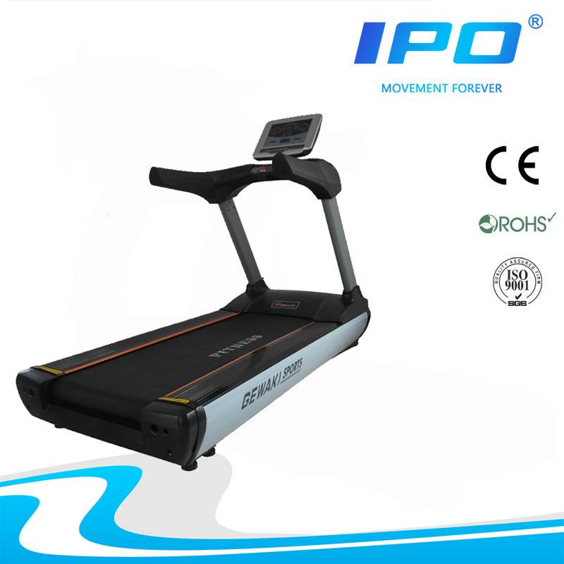 New Design Ce Approved AC Gym Equipment Commercial Treadmill
