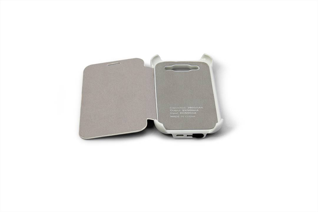 New design for Samsung Galaxy S3 2600mAh Power bank