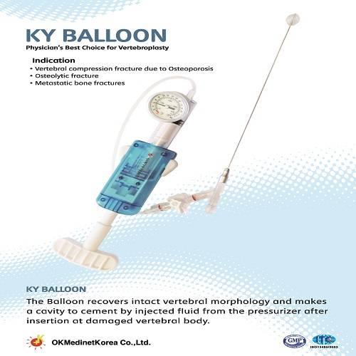 Kyphoplasty Balloon System KY Balloon