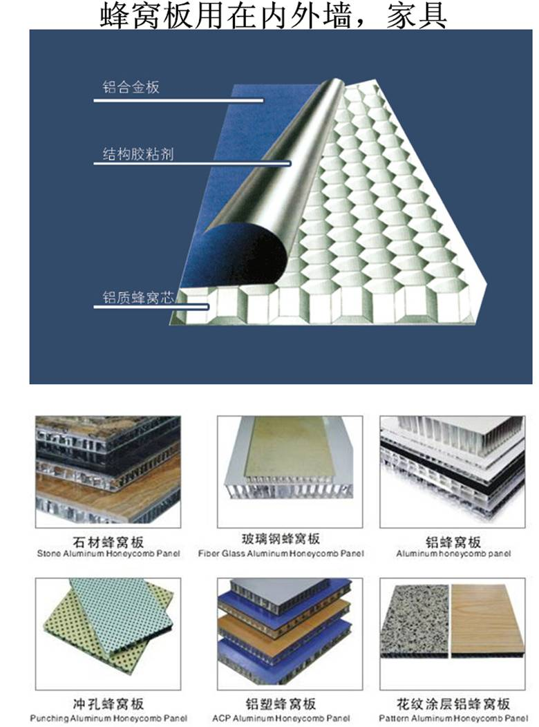 aluminum decorative material