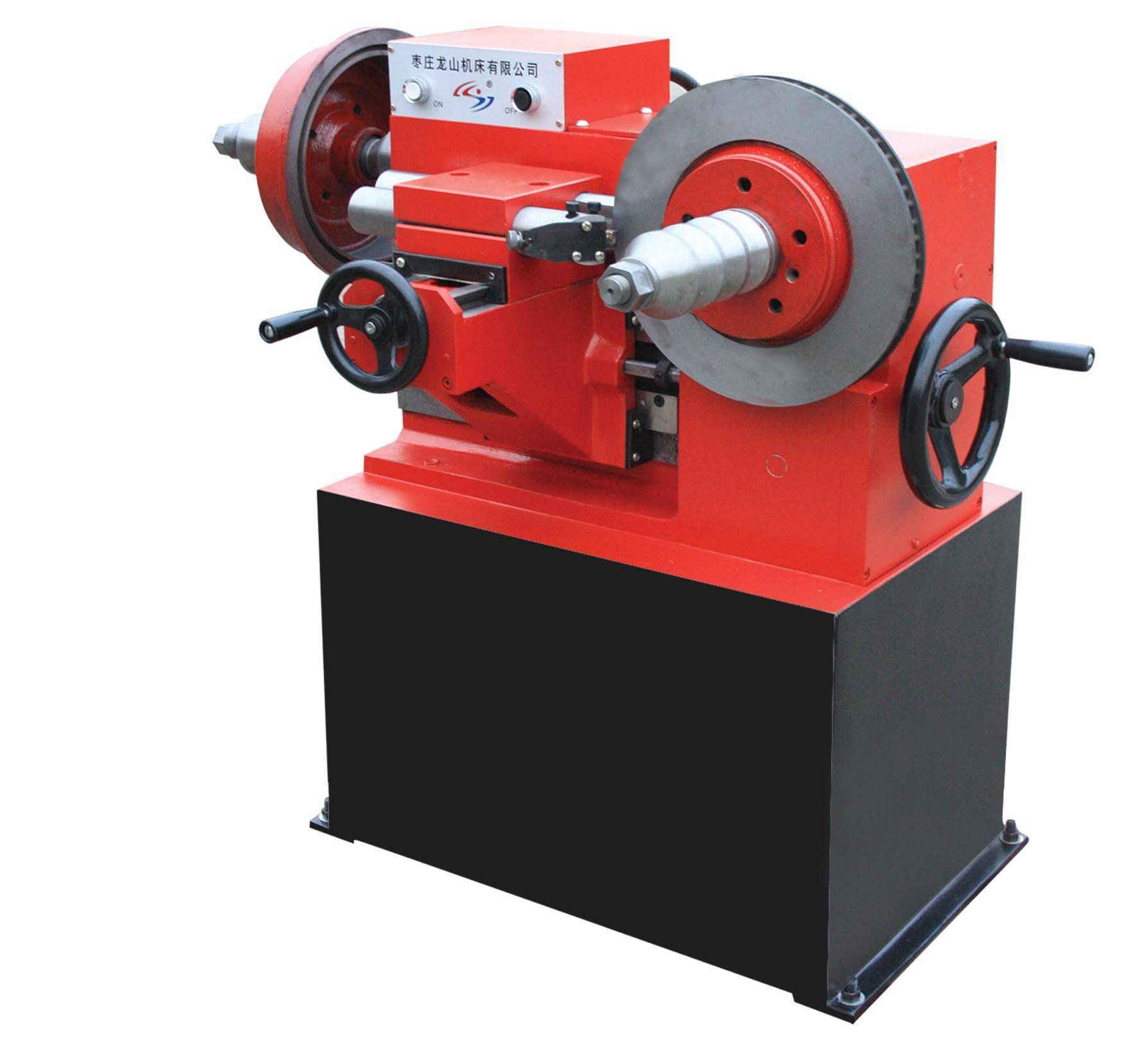 Brake drum/disc cutting machine T8445