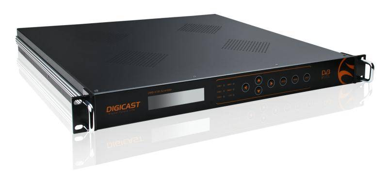 CATV Modulator(4-Channel Mux-Scrambling QAM)