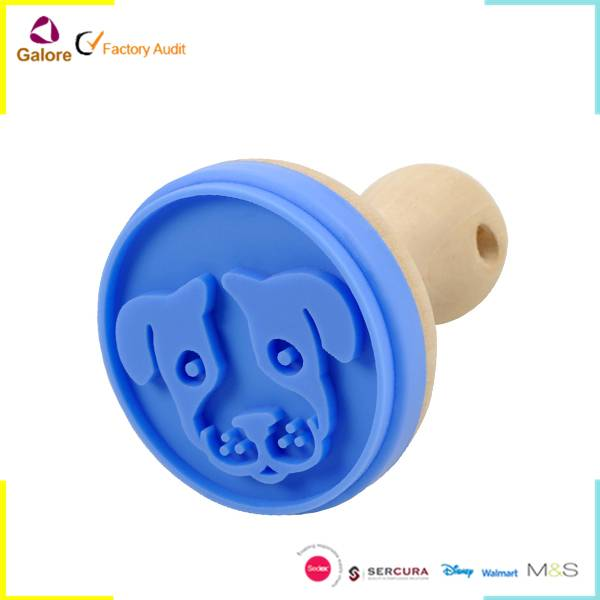 Suck UK silicone cookie stamp / Cookie cutter ,baking tools