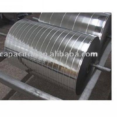capacitor metallized bopp film
