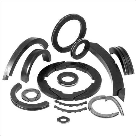 carbon graphite packing rings