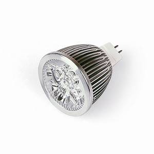 Sumsung smd 5630 5w MR16 spot light with glass cover