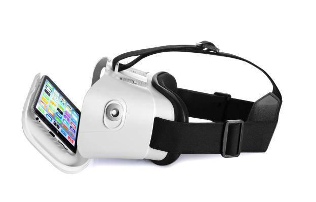 Factory OEM LOGO Printed 3D VR Box VR Headset Video Glasses