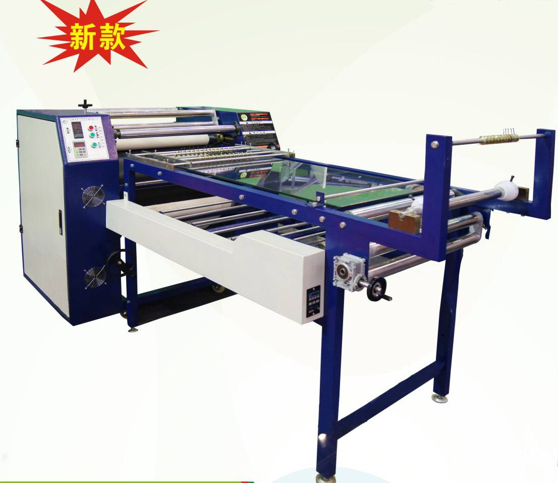 Professional Double Side Elastic Webbing Lace Heat Press Transfer Printing Machines LB 610/600