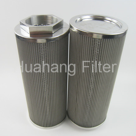 100 SS Mesh Hydraulic Suction Oil Filter Element 140 Micron