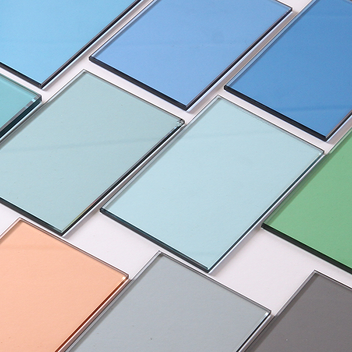 Reflective Float Glass for Art Decorative Glass with Good Quality